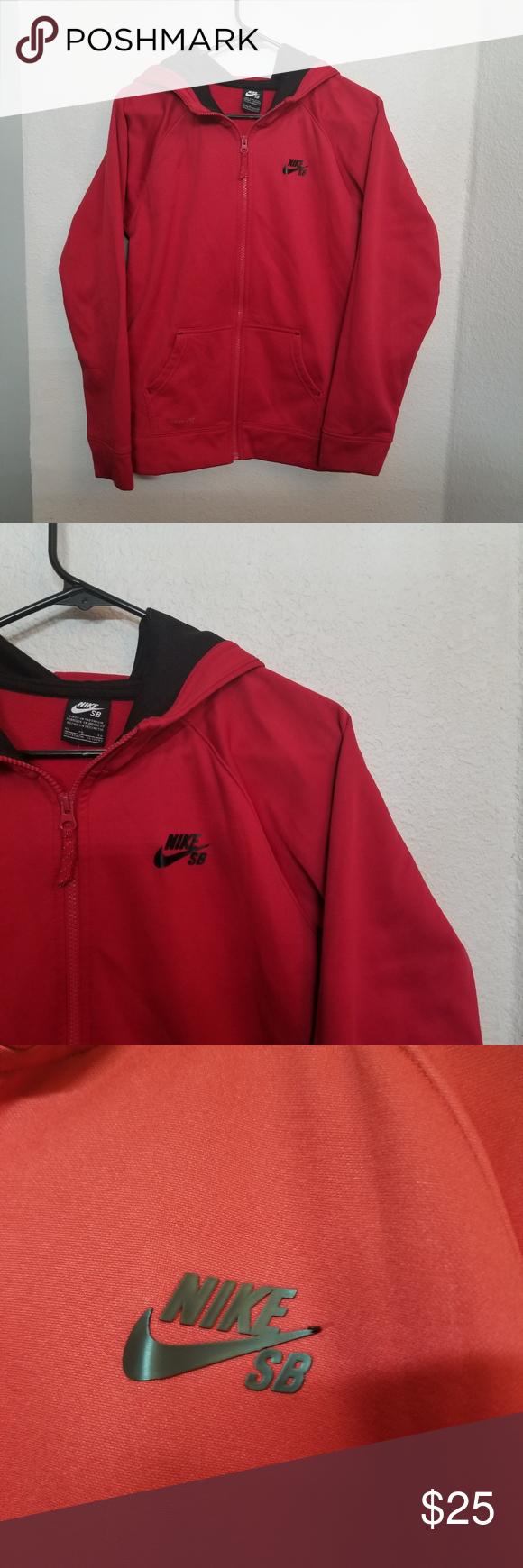 Predownload: Nike Sb Zip Up Hoodie Brand New Dri Fit Material Nike Sb Hoodies Sweatshirt Shirt [ 1740 x 580 Pixel ]