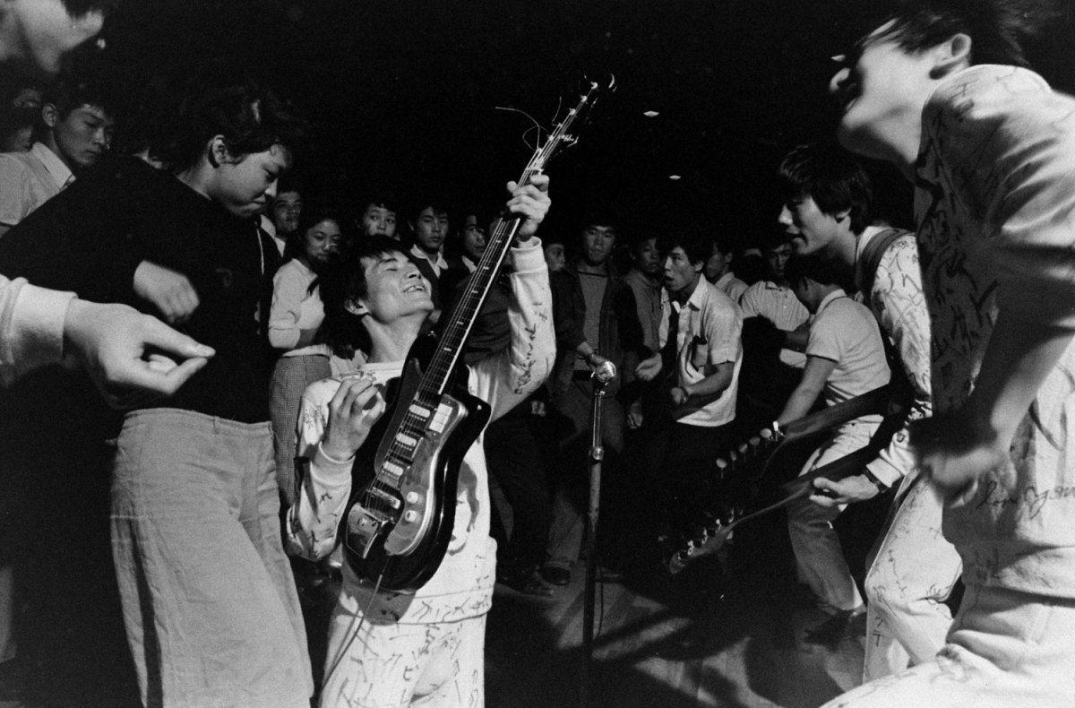 Tokyo Beatles, 1964   Meet the Tokyo Beatles   LIFE.com