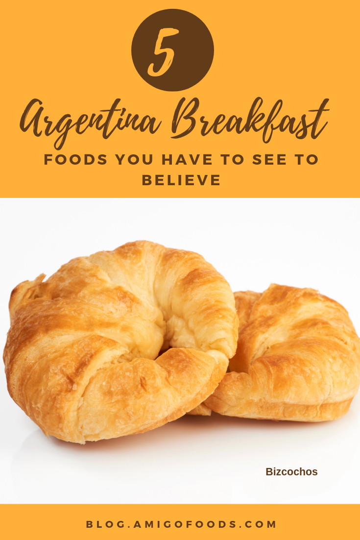 5 Argentina Breakfast Foods You Have to See to Believe Food