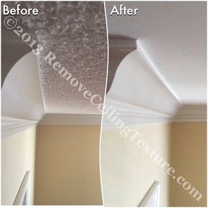 Drywalling Over Textured Ceilings Think Again Ceiling Texture Smooth Ceiling Ceiling