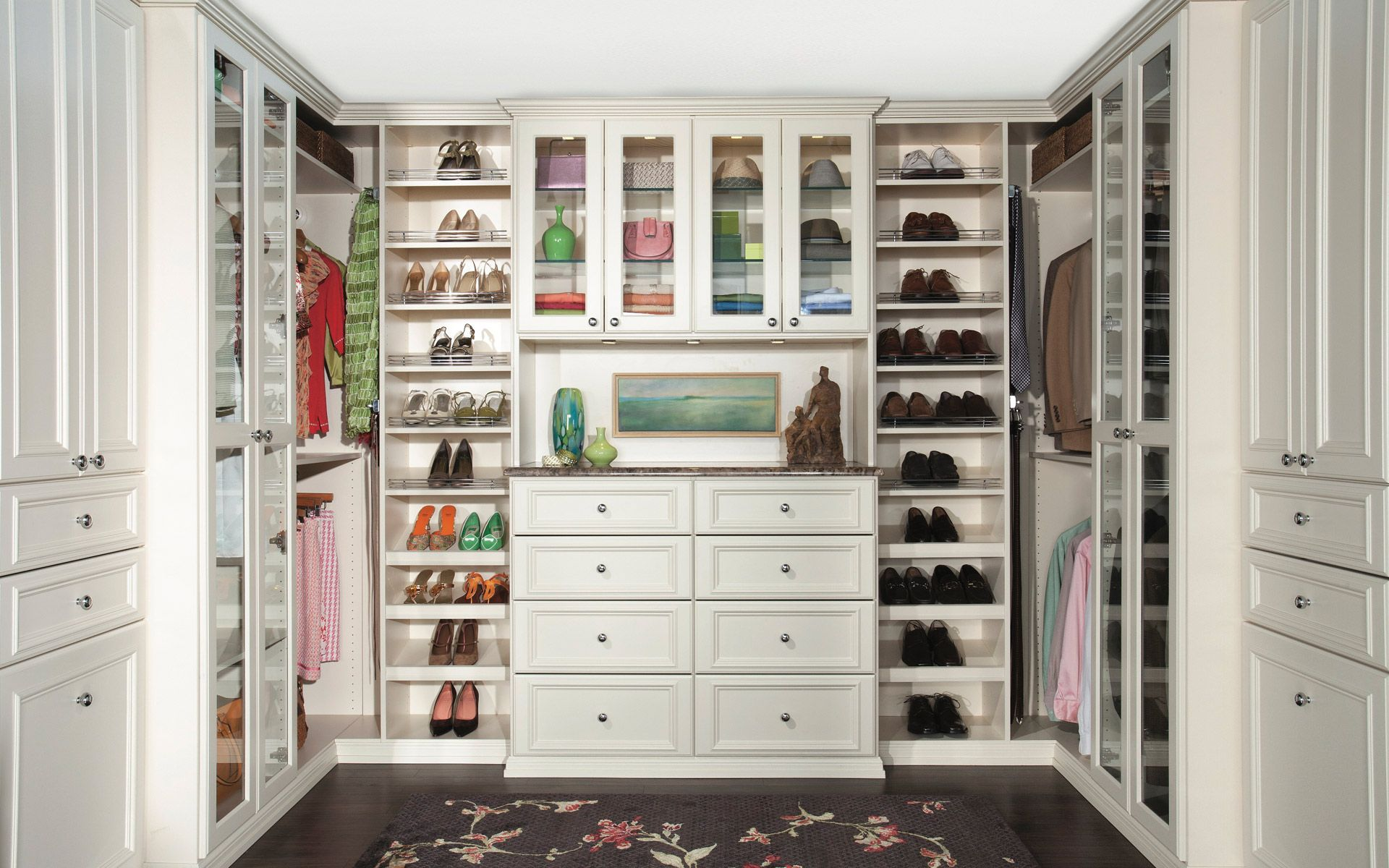 a pin space this vanity functional can use transform closet area into for closets you that