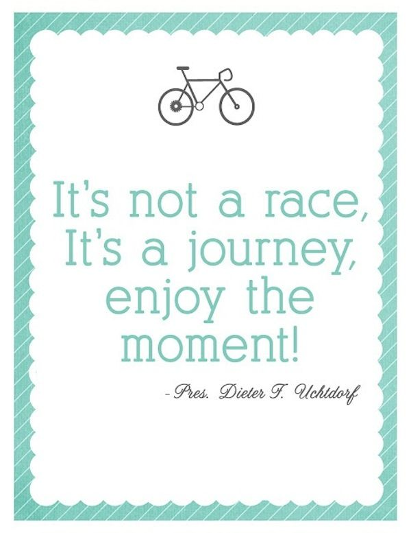 5 Favorite Inspirational Bike Quotes Eleanor S Stylish Bicycle