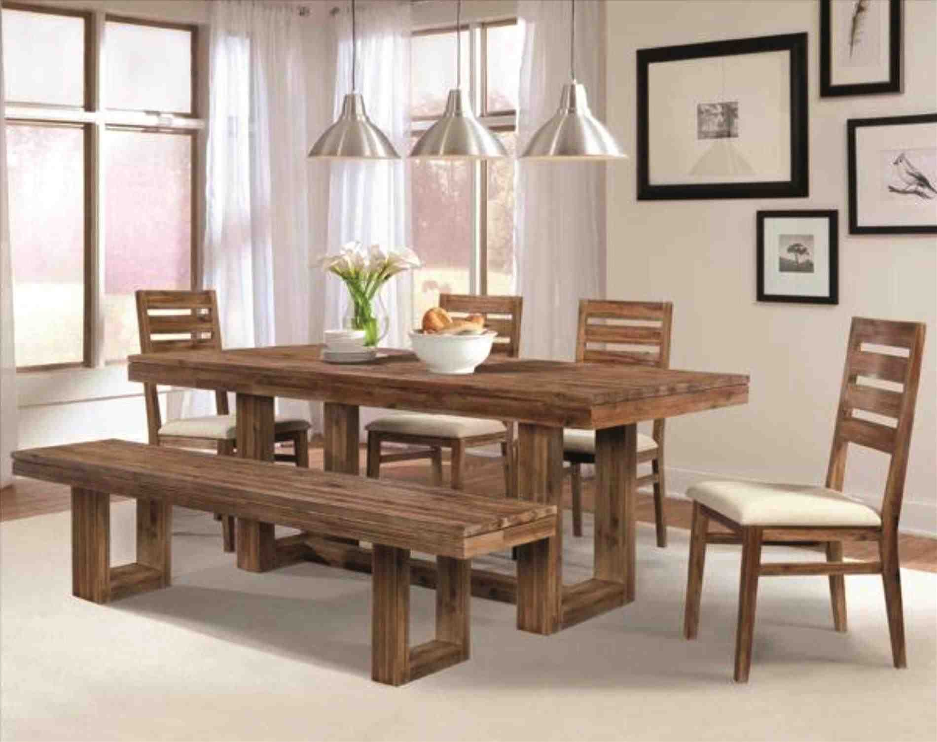 New post modern kitchen table with bench and chairs decors ideas