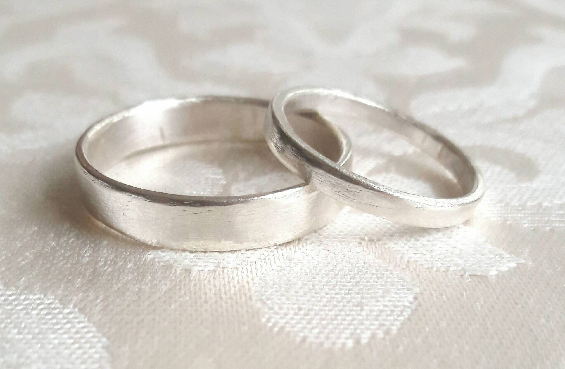 from rings for engagement party item jewelry romantic wedding gold color stainless couple in bands steel lover
