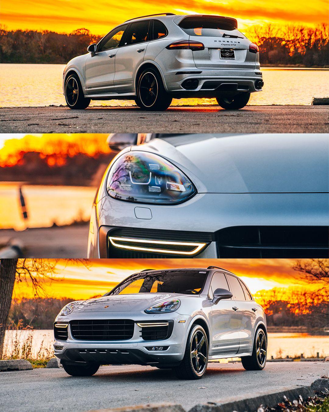 If You Had A Porsche Cayenne GTS Where Would You Take It