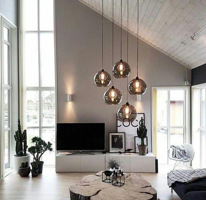 Casachicks Norwegianfairytale Woonkamer Modern Scandinavische Woonkamers Huis Interieur