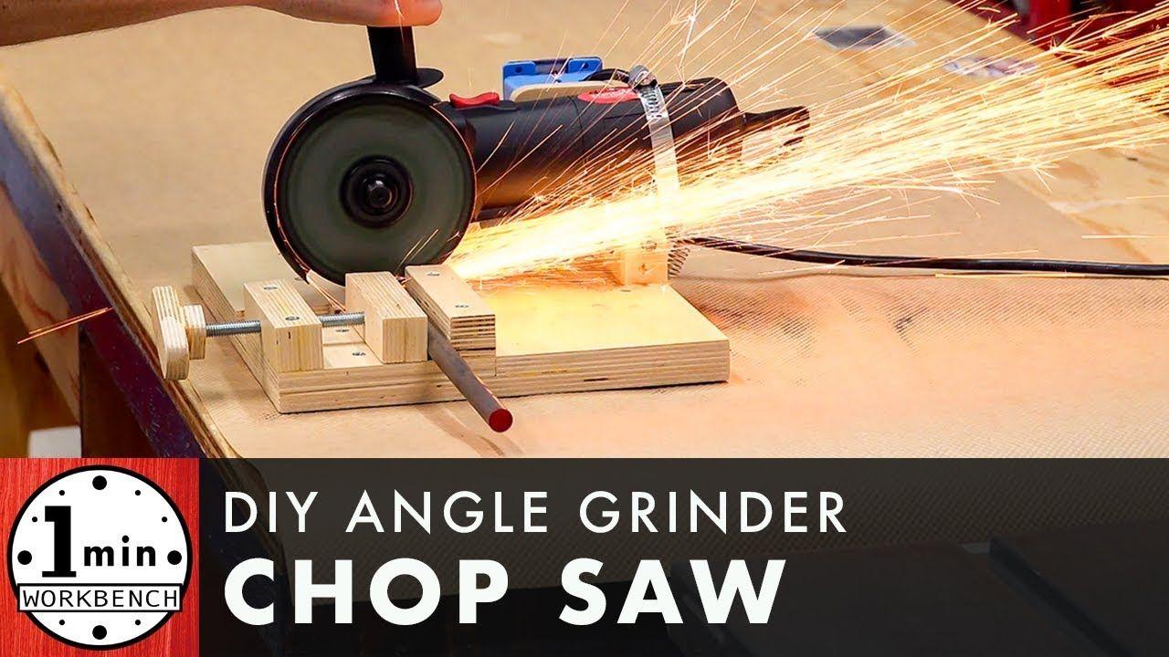 Diy angle grinder stand angle grinder angle grinder