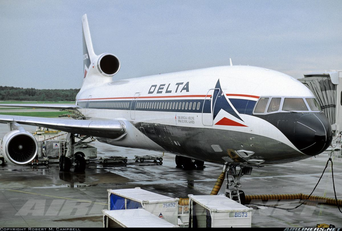 Lockheed L10113851 TriStar 1 aircraft picture