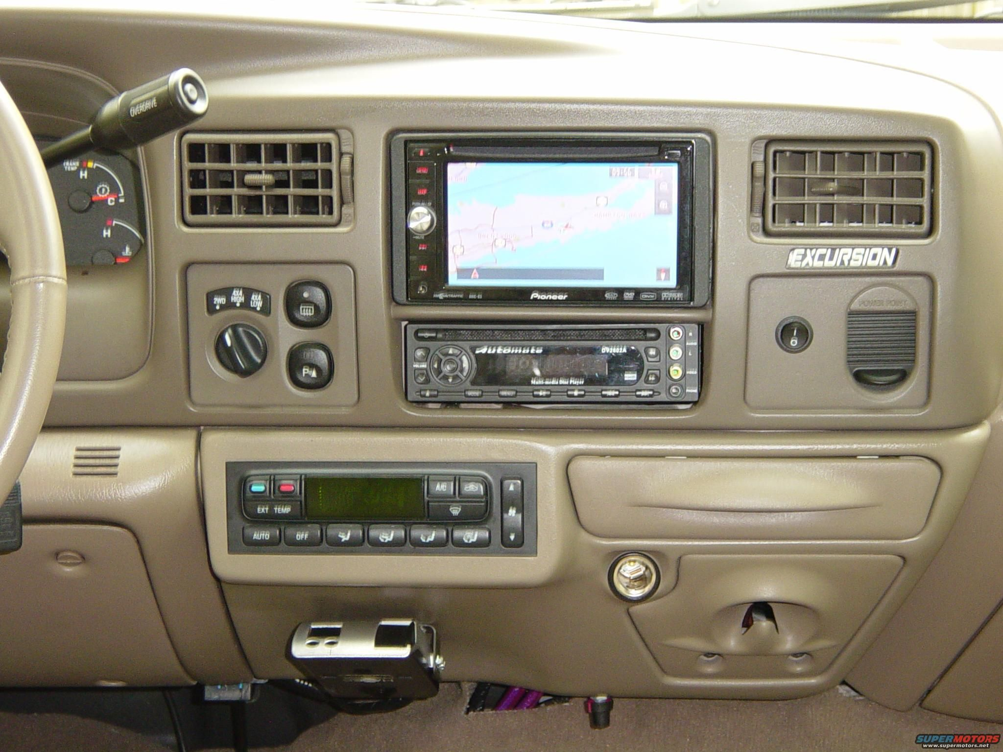 Custom Ford Excursion Interior Ford Excursion Ford Interior