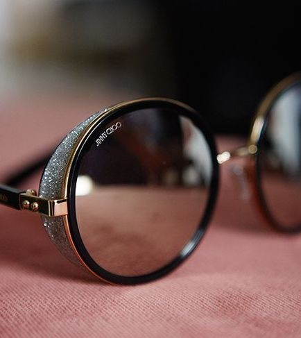 1abd581814e I think all of wouldnt mind a pair of these! More  jimmychooglasses ...