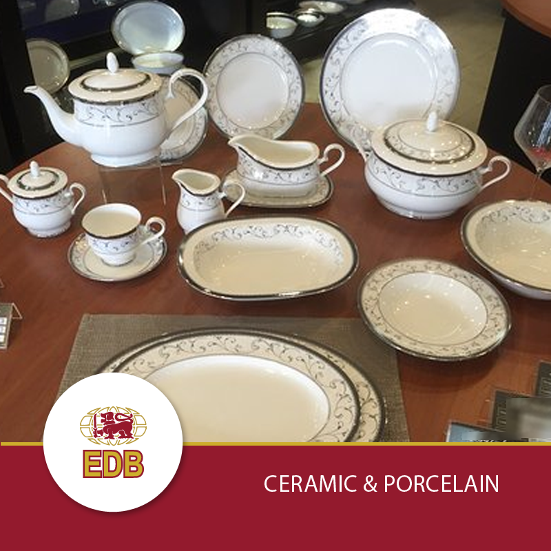 With Superior Quality And Mesmerizing Finish Srilankan Porcelain And Ceramic Products Are More Than Crockery They Re Heirlooms Ceramics Porcelain Crockery