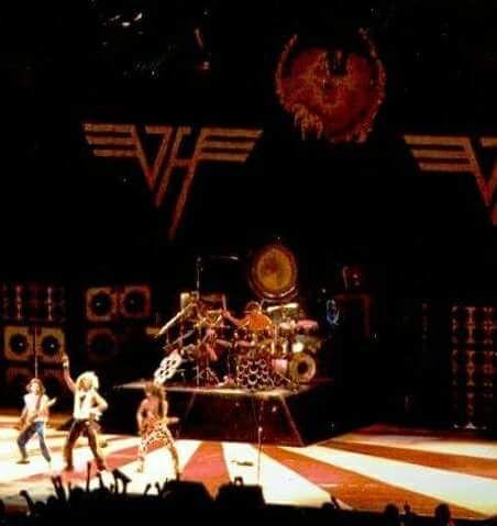Diver Down Eddie Van Halen Van Halen Greatest Rock Bands