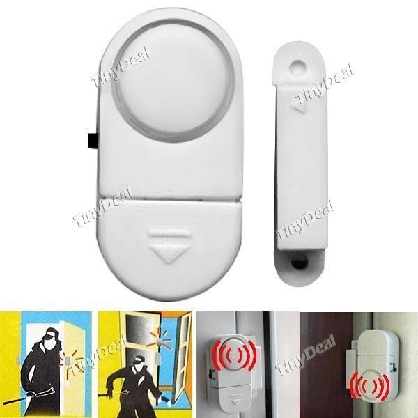 Wireless Home Door Window Burglar Diy Safety Security Alarm System Magnetic Sensor Alarm Systems For Home Security Alarm Diy Safety