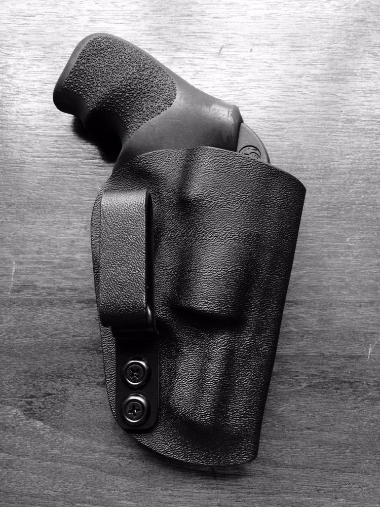 Safe2Fire Ruger LCR 357/38/22 Kydex IWB Holster, Ambidextrous