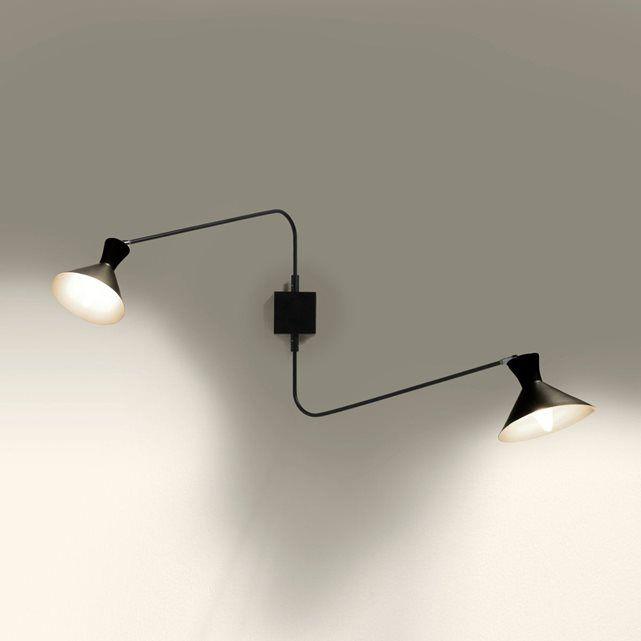 Applique 2 Bras Voltige Lights Luminaire Applique