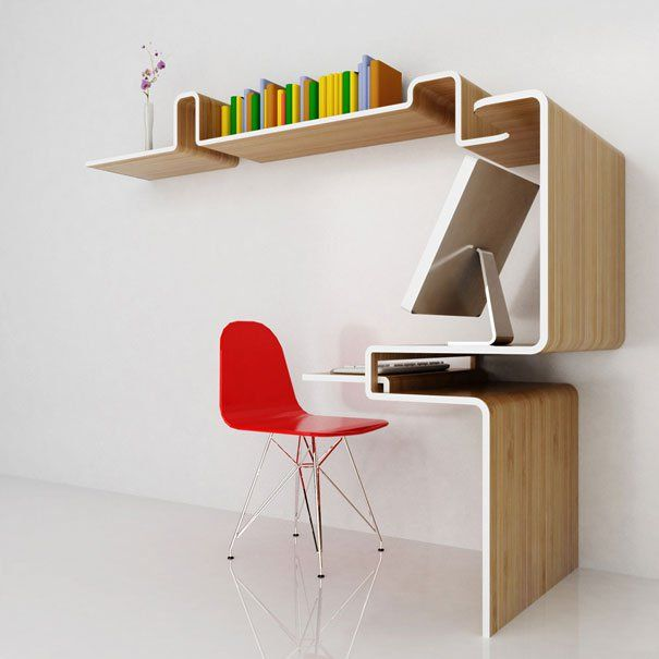 Top 18 The Most Coolest Shelves Designs For The Child S