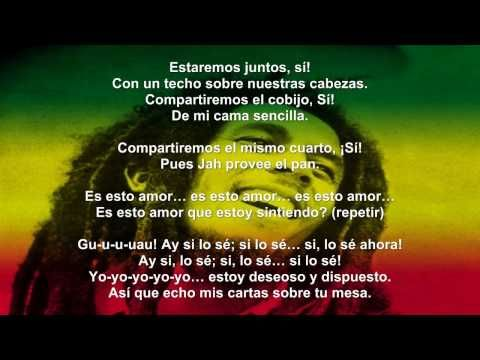 Bob Marley Is This Love Subtitulada Al Español Estamos Juntos