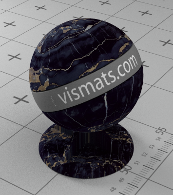 Black Marble Vray Material For Sketchup