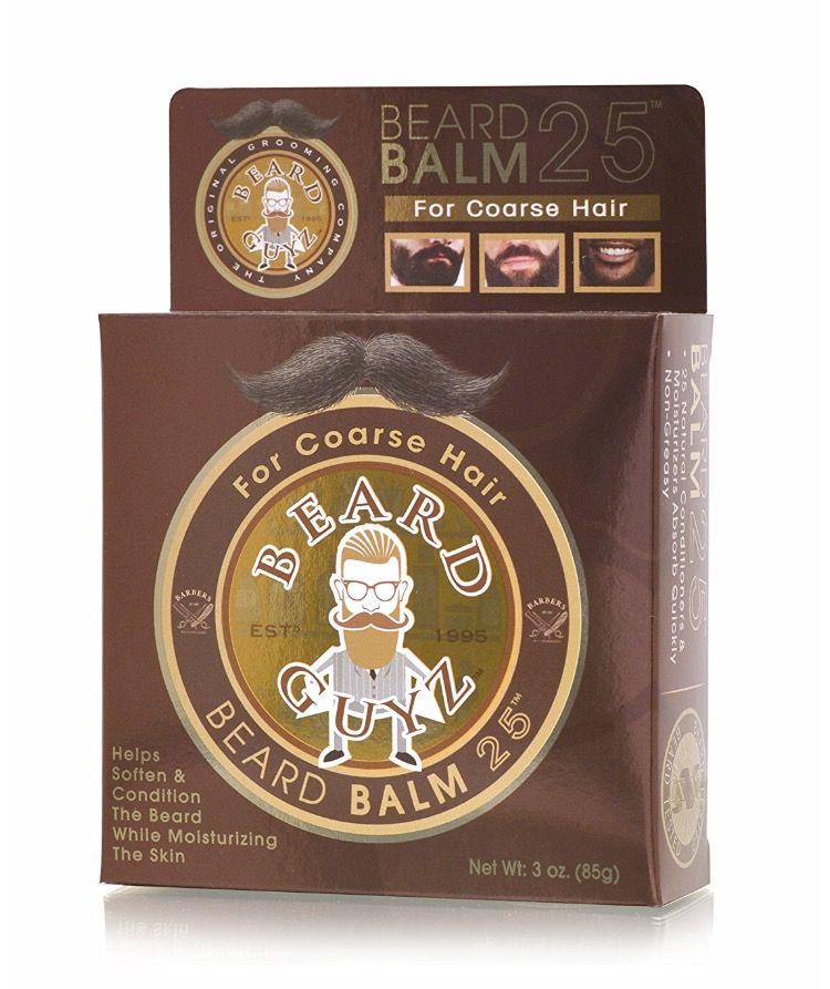 Beard Guyz Coarse Beard Balm 25 The Real No BS Guide For