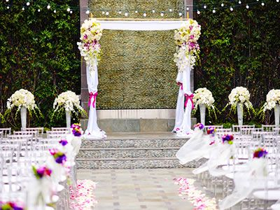 Shade Hotel Manhattan Beach California Wedding Venues 2