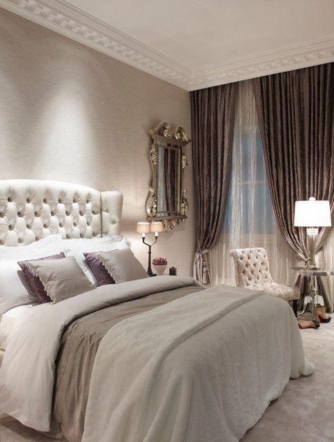 27 Creative Ways To Decorate Fantastic Feminine Glam Bedroom    ArchitectureArtDesigns.com
