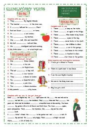 English worksheet: Auxiliary verbs | English Resources ...