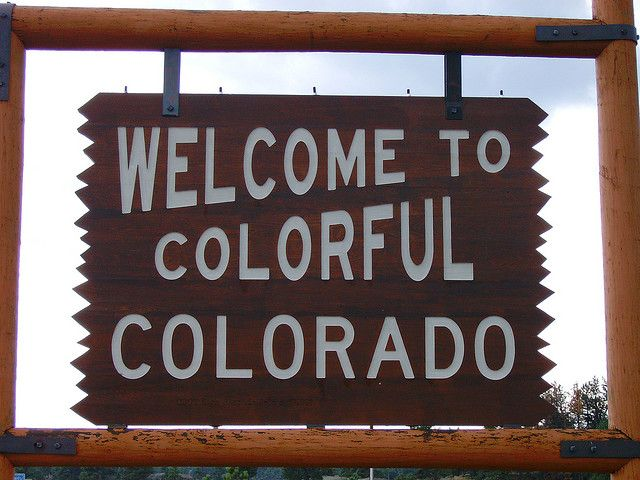 Welcome To Colorful Colorado Sign Larimer County Colorado Colorado Colorado Travel Living In Colorado