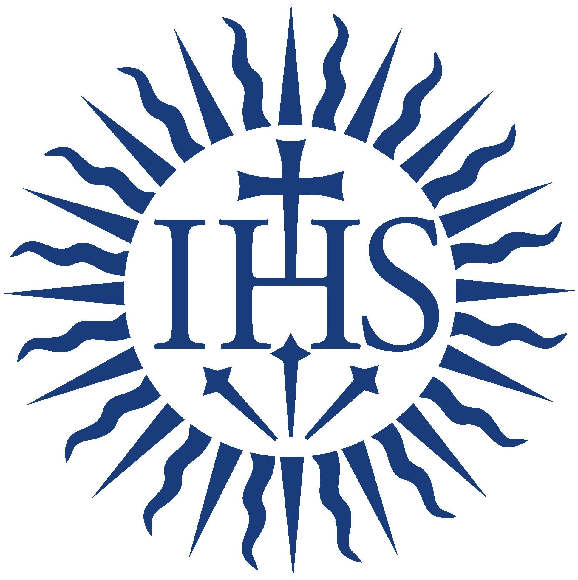 Jesuits Emblem Societas Iesu Jesuits Pinterest