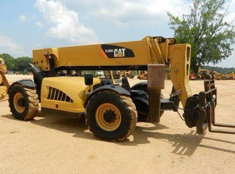 caterpillar cat tl1055 tl1255 telehandler parts manual download rh pinterest ca JCB Telehandler JCB Telehandler