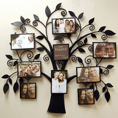 Family Tree Collage - jcpenney | I want one | Pinterest | Future ...