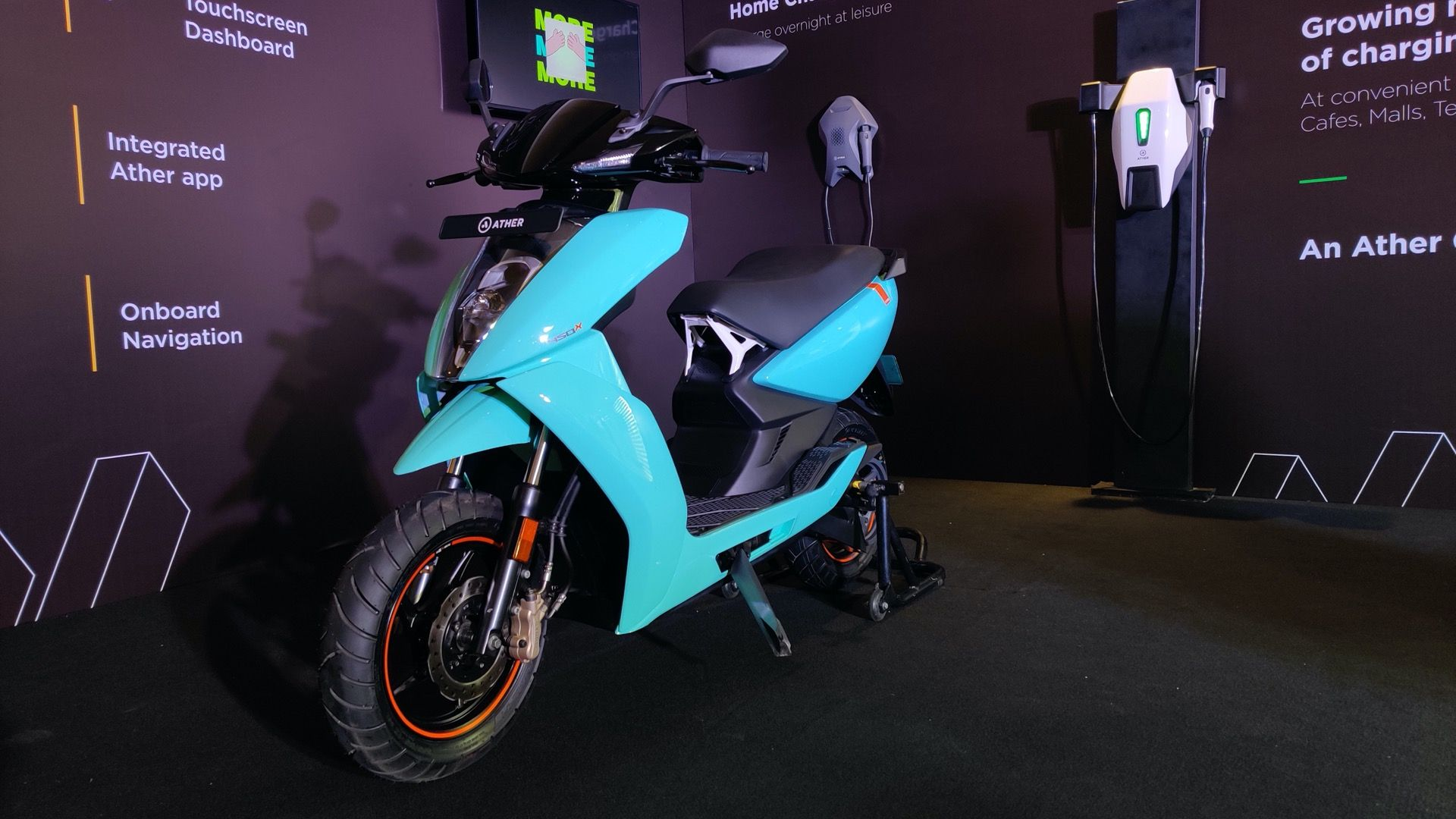 Ather Energy Zooms Into 10 Indian Cities With The 450x Electric