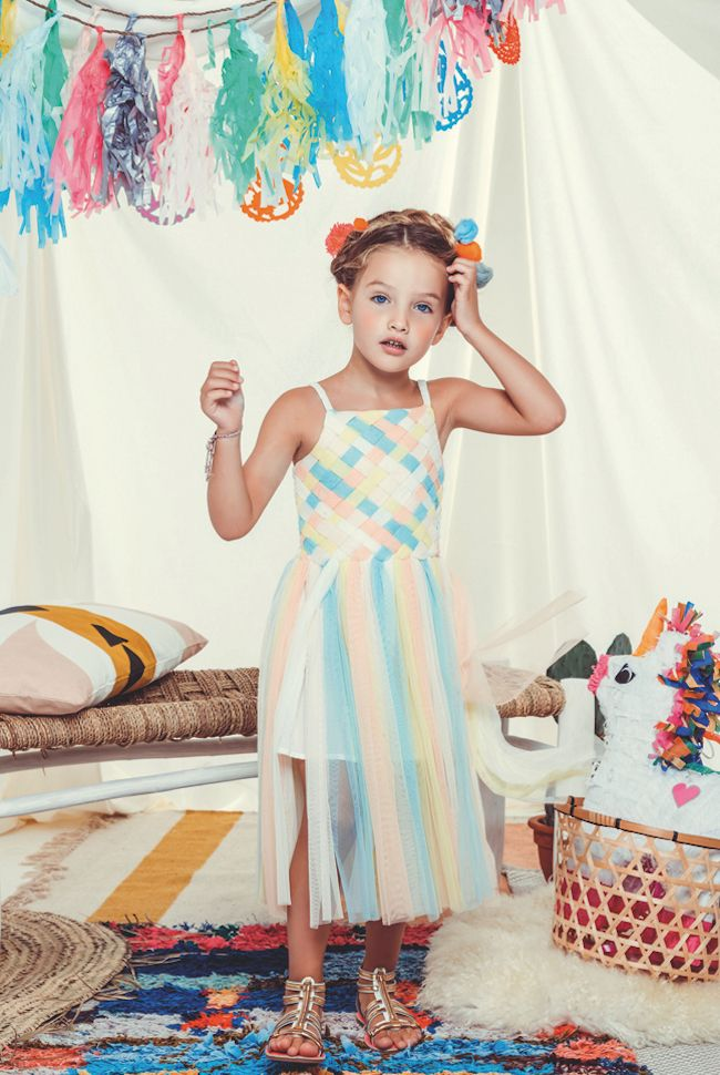 06f39066d Billieblush catálogo de moda para niñas primavera-verano