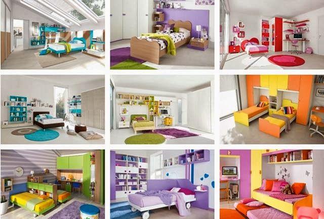 Dormitorios para ni os dormitorios fotos de dormitorios for Decoracion de recamaras para ninos