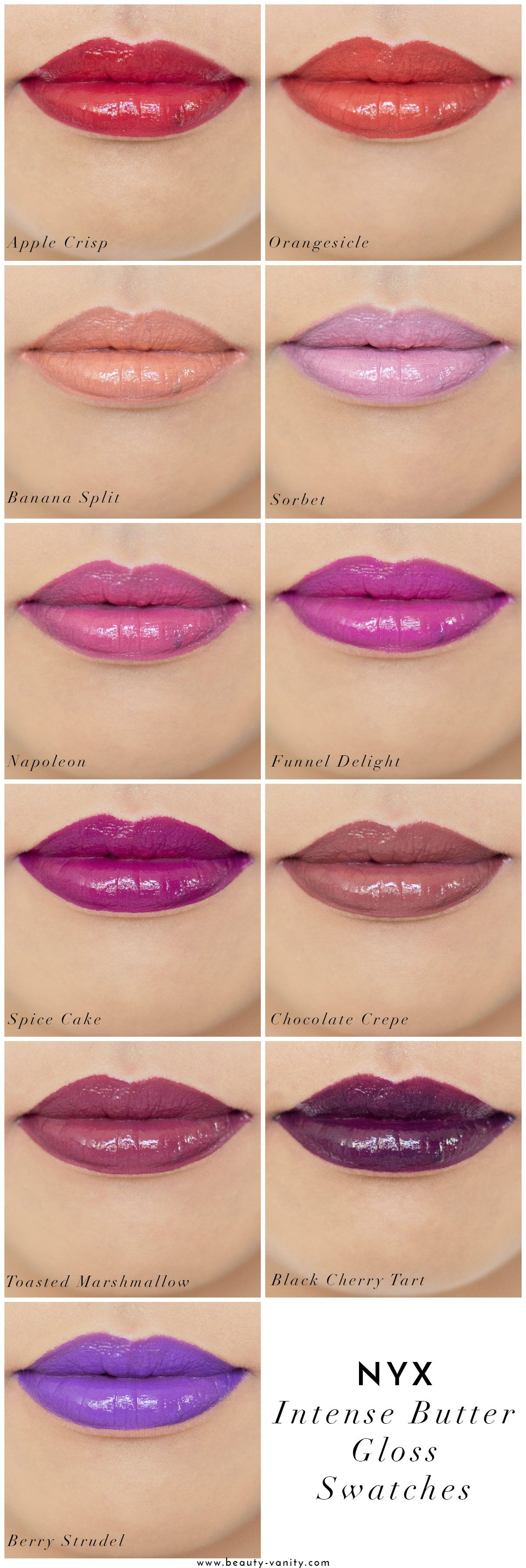 NYX Extra Creamy Round Lipsticks in Indian Pink, Tea Rose