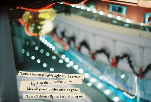 christmas lights lyrics # 20
