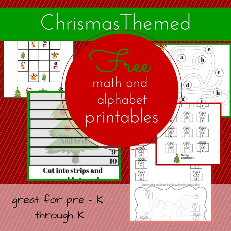 christmas learning pack feature