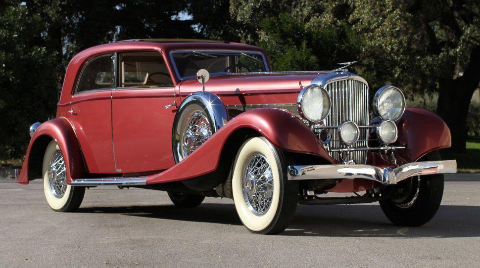 A Duesenberg Fit For A Queen Of Diamonds Duesenberg Car