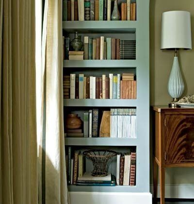 Colorful Bookcases Painted Bookshelves Bookcase Bookcase Wall