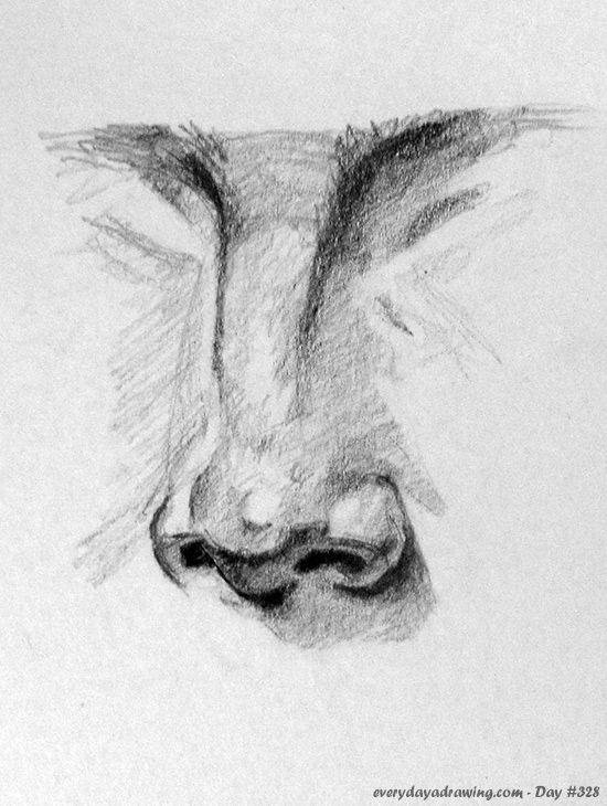 Day #328 – Proko Nose