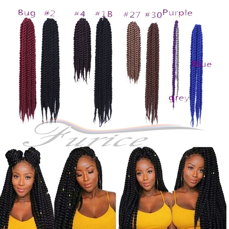 Aliexpress buy extensions crochet braids havana mambo twist aliexpress buy extensions crochet braids havana mambo twist 1224 inch crochet braiding hair braids synthetic hair extensions havanna twist from pmusecretfo Choice Image