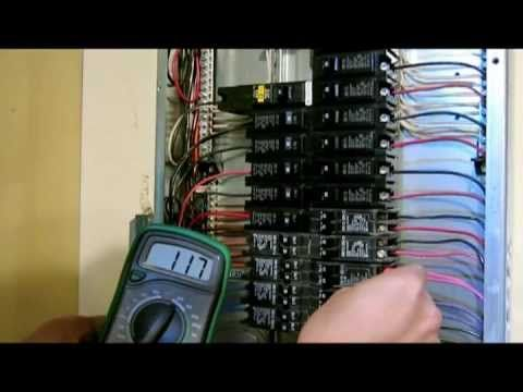 How To Repair Replace Broken Circuit Breaker Multiple Electric Outlet Not Working Fuse Box Panel
