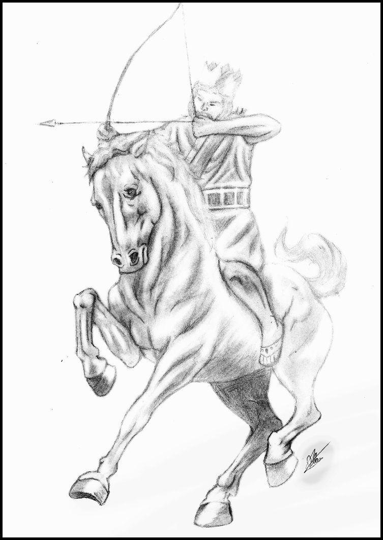 Cavalo Da Paz by AlanLotus