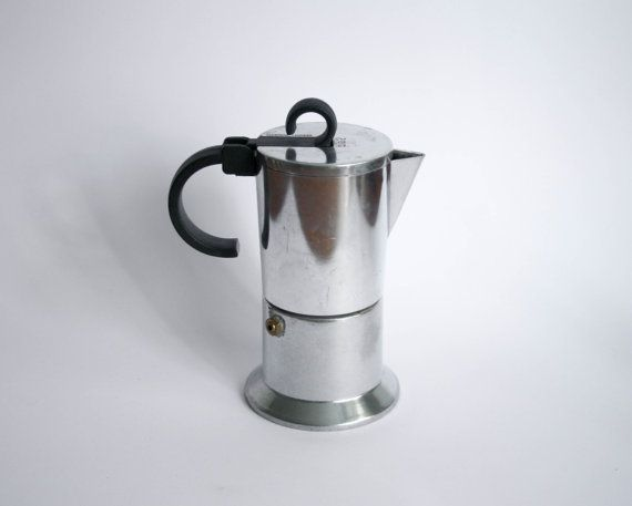 Bialetti Glass Coffee Canister with Stainless Steel Lid