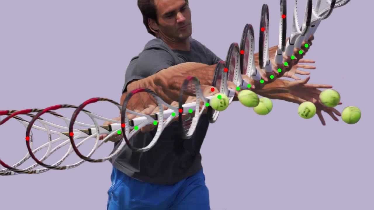 Federer Forehand Super Slow Motion Tennis Workout Tennis Forehand Tennis Videos