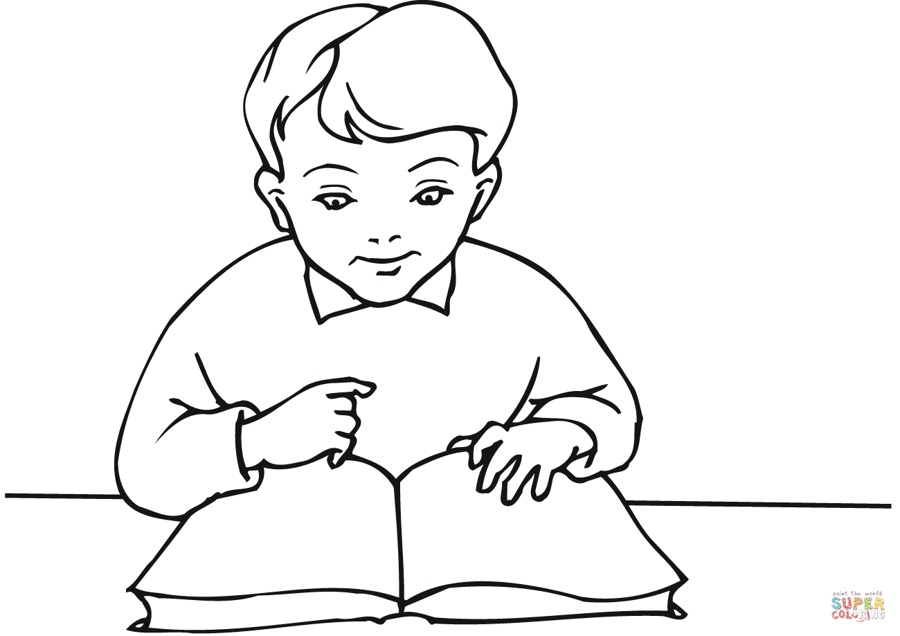 School Boy Coloring Page Png 1300 919 Coloring Pages For Boys Kids Coloring Books Coloring Books