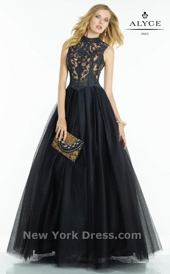 Alyce 5756 Dress - NewYorkDress.com