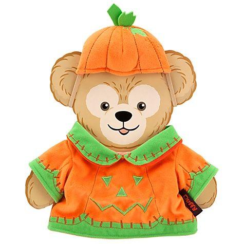Duffy the Disney Bear Halloween Costume -- 17'' H