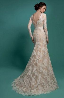12e94dfc8d Ensenada - Vestidos de novia de encaje
