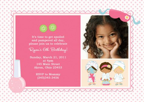 Awesome How To Create 4th Birthday Invitation Wording Invitations