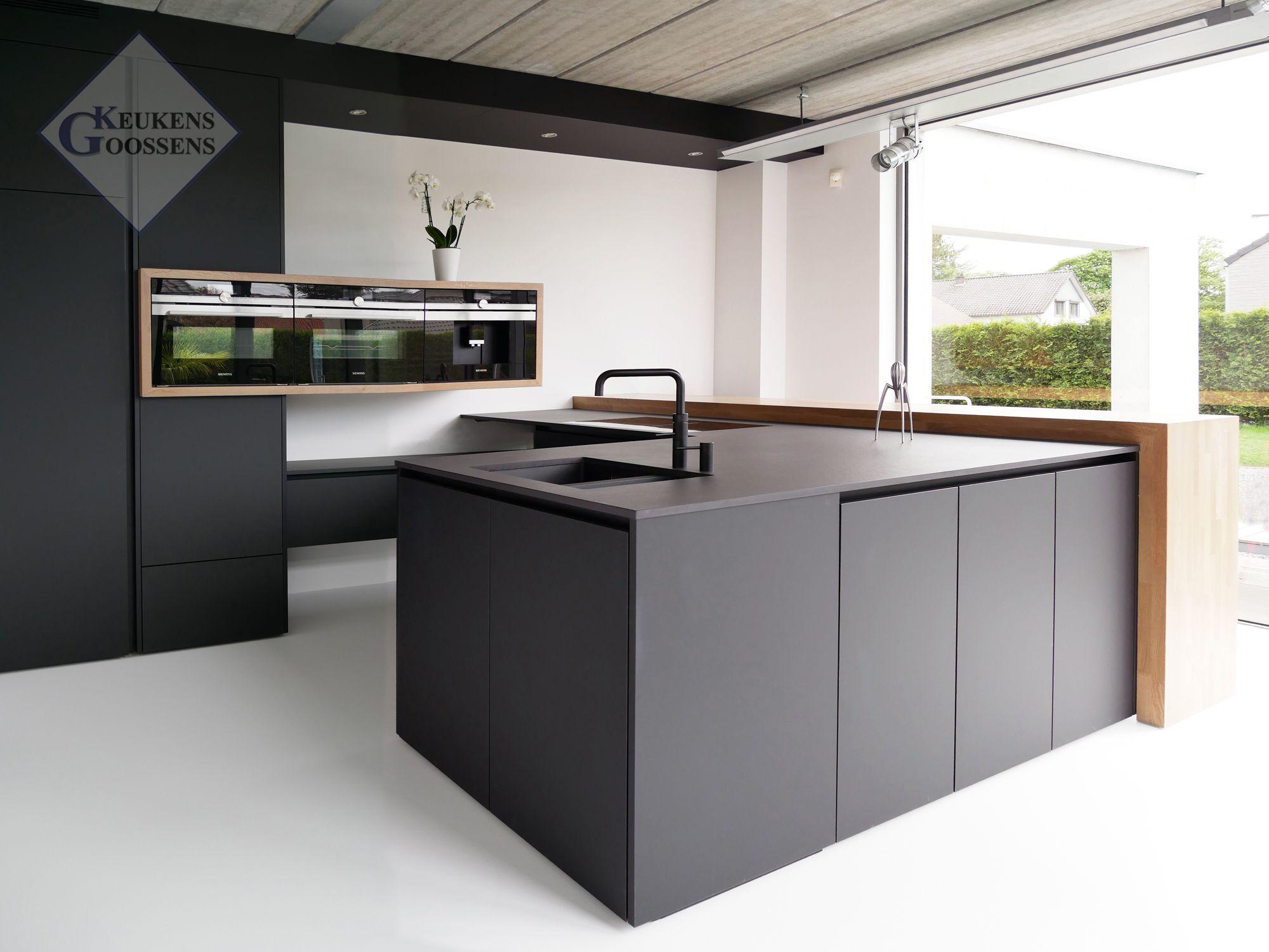 Goossens Keukens NV moderne keuken
